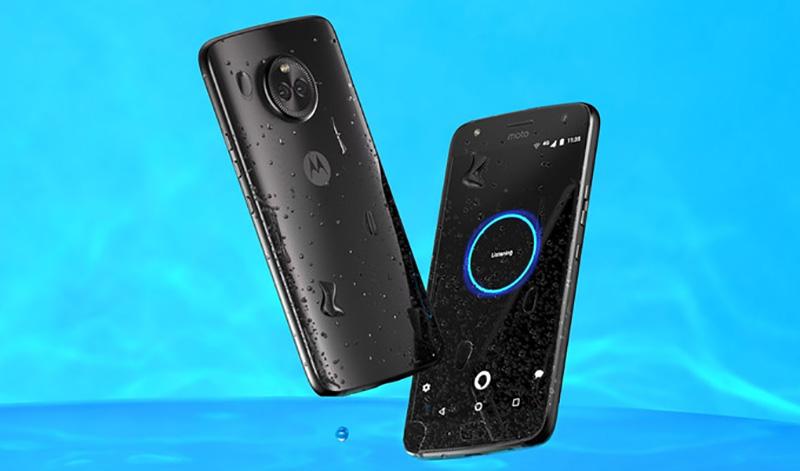 Android Oreo 8.0 Motorola Moto X5 Moto X4