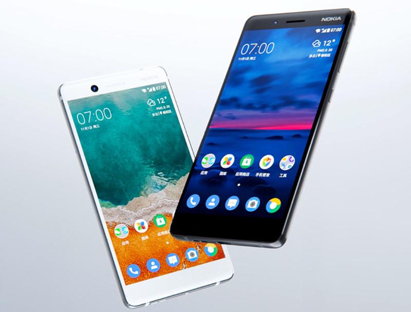 Nokia 7 smartphone Android update software atualização