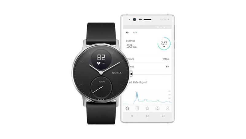 Nokia Steel HR Hybrid Smartwatch Android