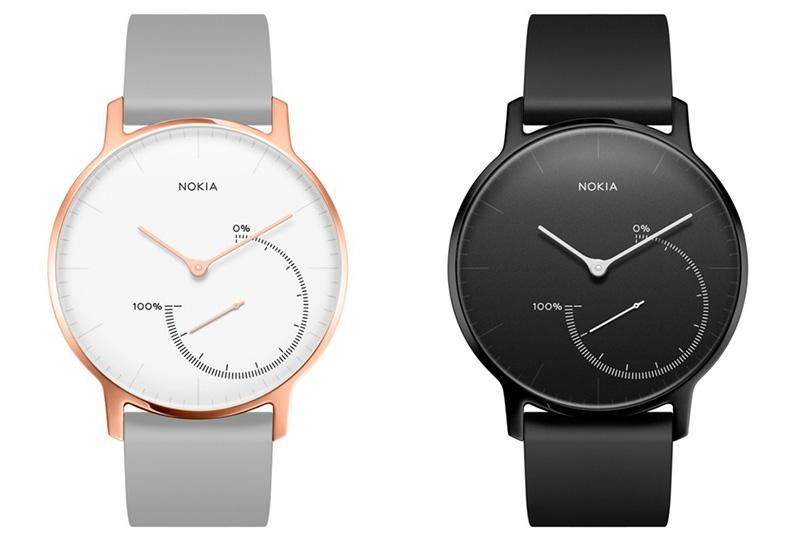 Nokia Steel relógios Nokia
