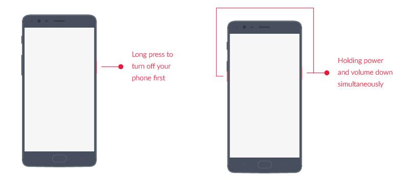 OnePlus 5 Android Oreo OxygenOS
