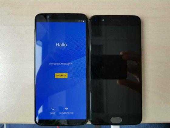 OnePlus 5T Smartphone