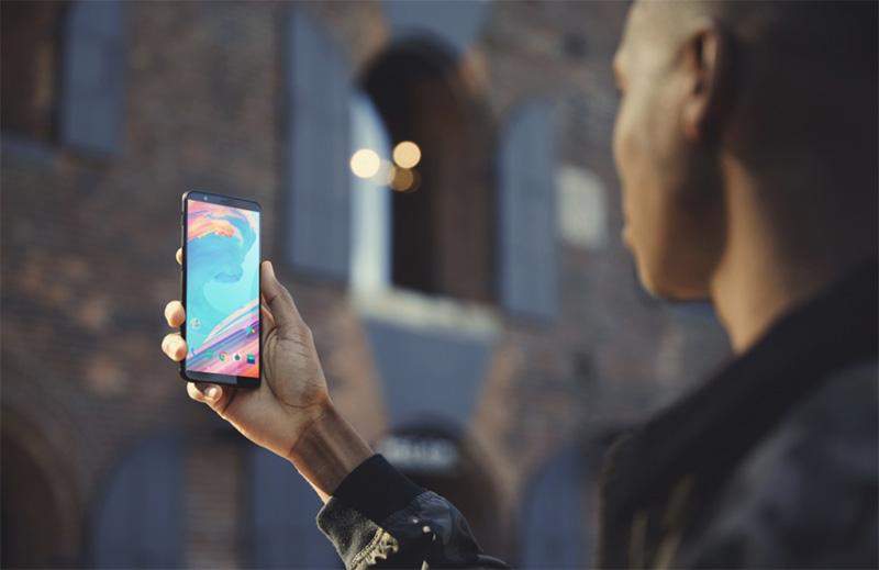 OnePlus 5 HD Netflix Android Oreo OxygenOS 5.0 OnePlus 5 efeito gelatina OnePlus 5T Smartphone Android