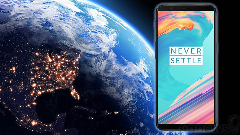 OnePlus 5T preço Android