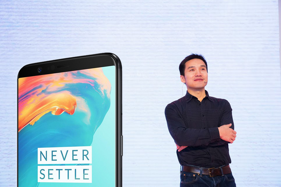 OnePlus 5T smartphone Android Carl Pei smartphones App OnePlus root