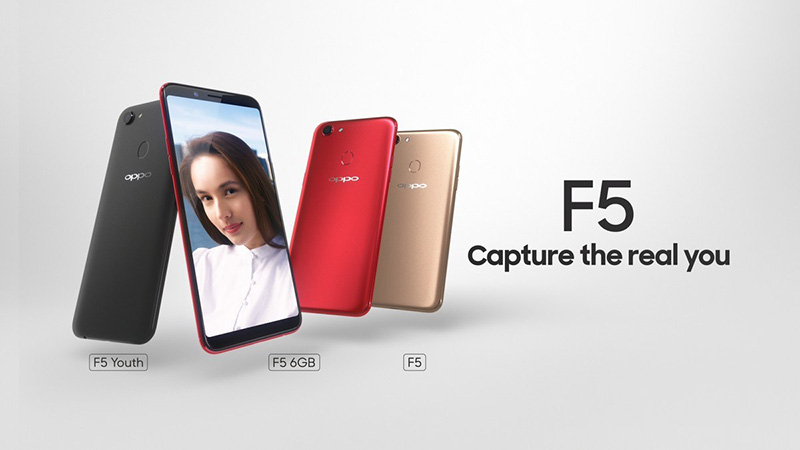 Oppo F5 Youth smartphone