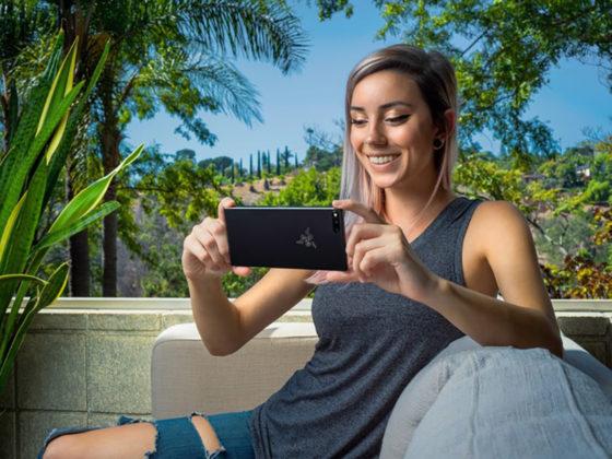 Razer Phone 2 Android Oreo 8.1 Razer Phone Razer Phone Smartphone Besta 1