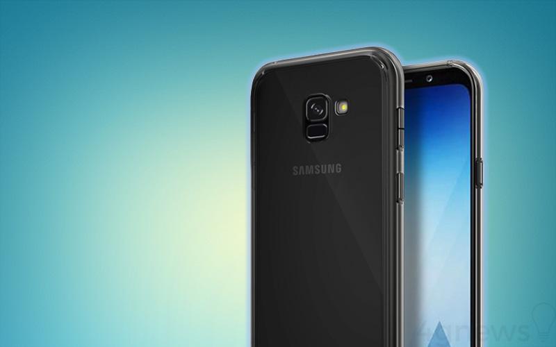 Samsung Galaxy A5 2018 Infinity Display 3