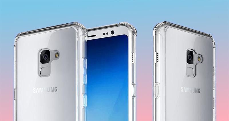 Samsung Galaxy A7 2018 Europa