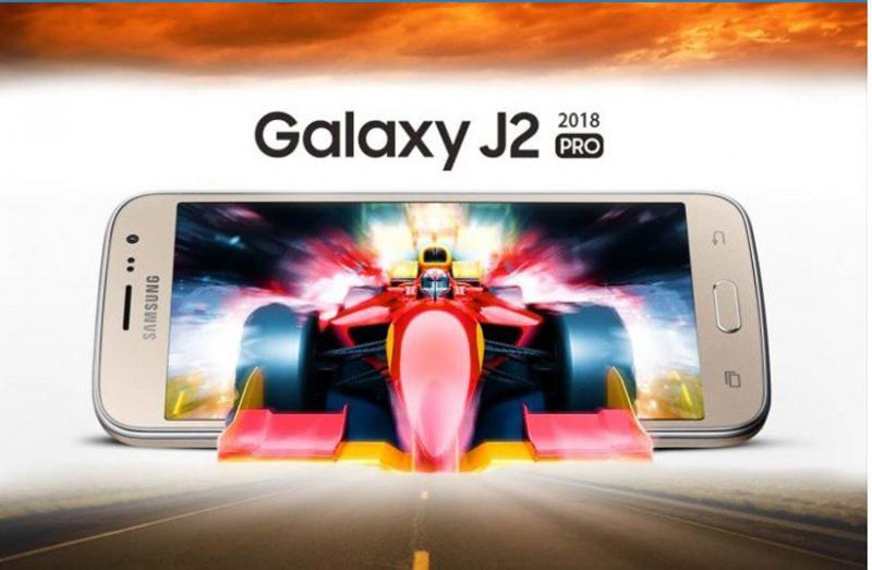 Samsung Galaxy J2 Pro 4gnews