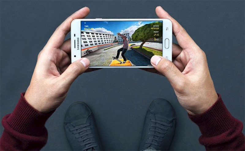 Samsung Galaxy J5 Prime GFX Bench smartphone