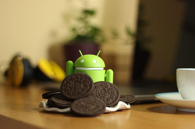 Samsung Galaxy S8+ Android Oreo