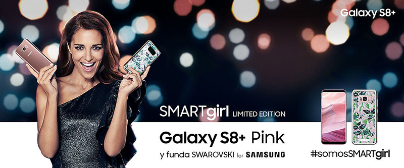 Samsung Galaxy S8+ SMART girl