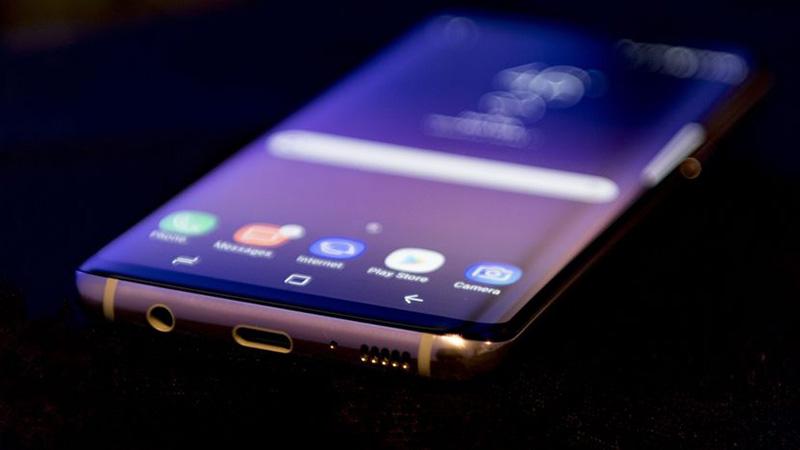 Samsung Galaxy S8 câmara Galaxy S8+ problema