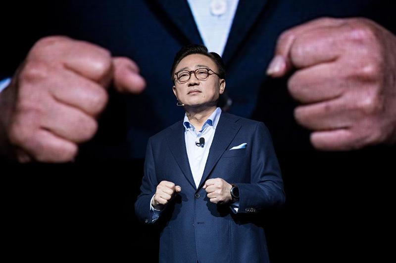 Revelação do Samsung Galaxy S9 afugentará o LG G7 e Huawei P20