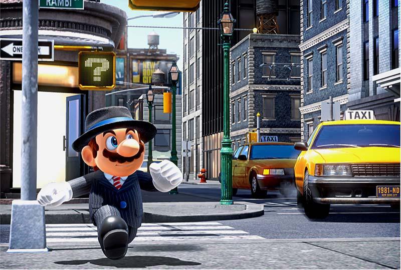 Super Mario Odissey Nintendo Mario Odyssey
