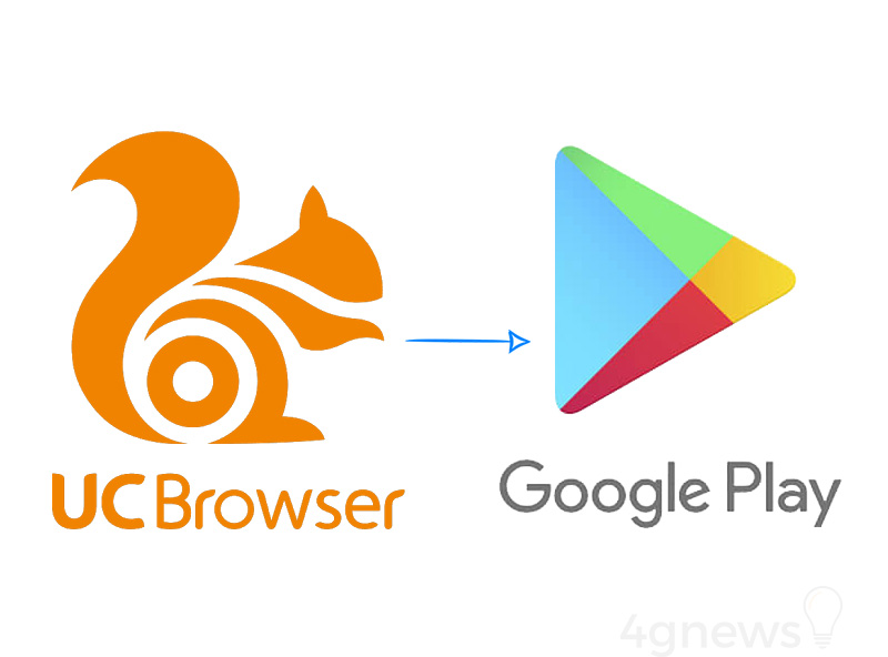 Google Play Store Android UC Browser
