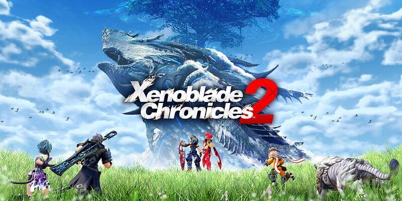 Xenoblade Chronicles 2 está para chegar à Nintendo Swtich