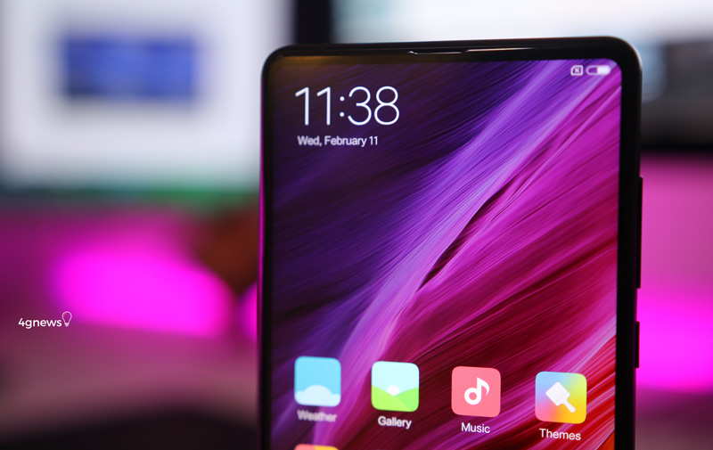 "Xiaomi Mi 7 deverá chegar com ecrã OLED e ""Always On Display"""