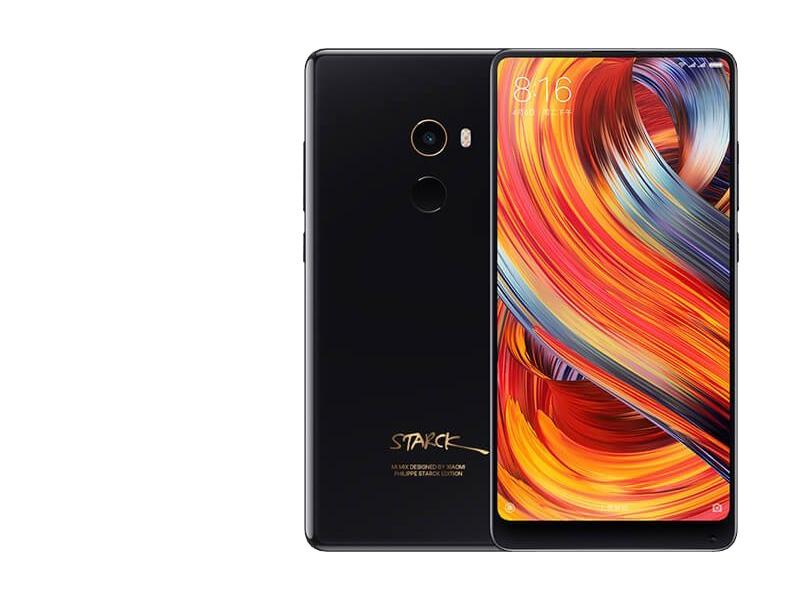 Xiaomi Mi Mix 2 Starck Edition 1