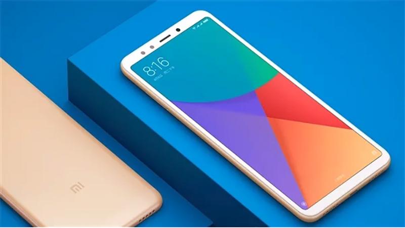 Xiaomi R1 Xiaomi Redmi Note 5 smartphone