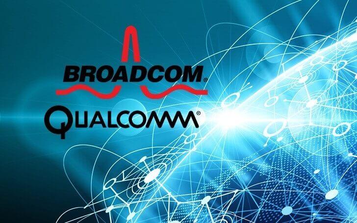 Broadcom Qualcomm