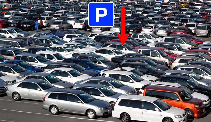 Apple iPhone - Sabe onde estacionaste o carro em Realidade Aumentada