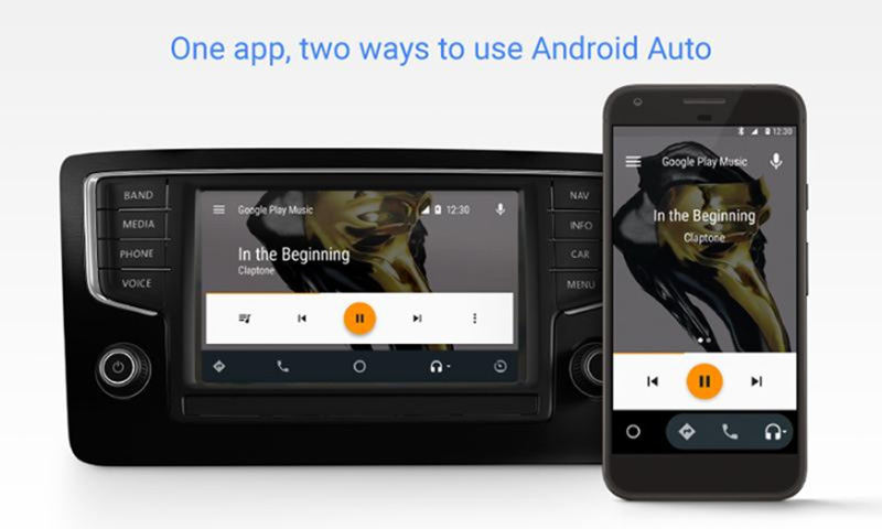 Toyota Android Auto Google Play Store