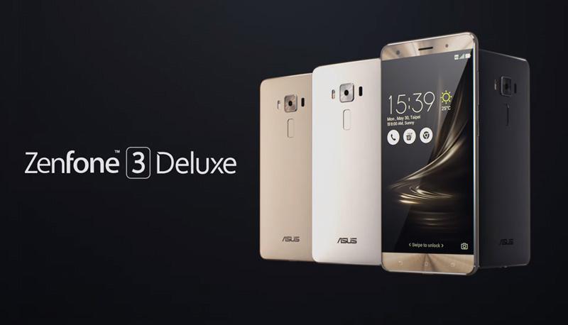 Asus Zenfone 3 Deluxe Android