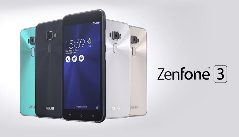 Asus Zenfone 3 Zenfone 3 Ultra e Zenfone Live atualização