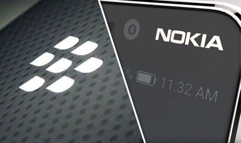 BlackBerry Nokia