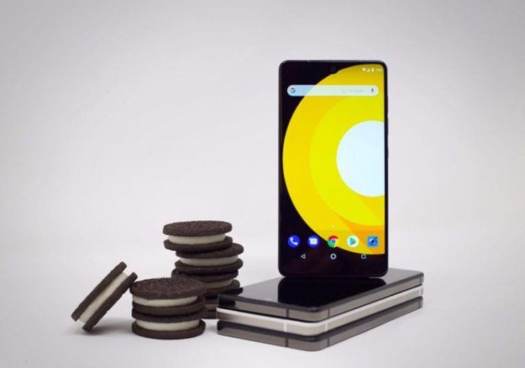 Essential Phone Android Oreo 8.0
