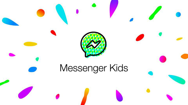 Facebook Messenger Kids oficial