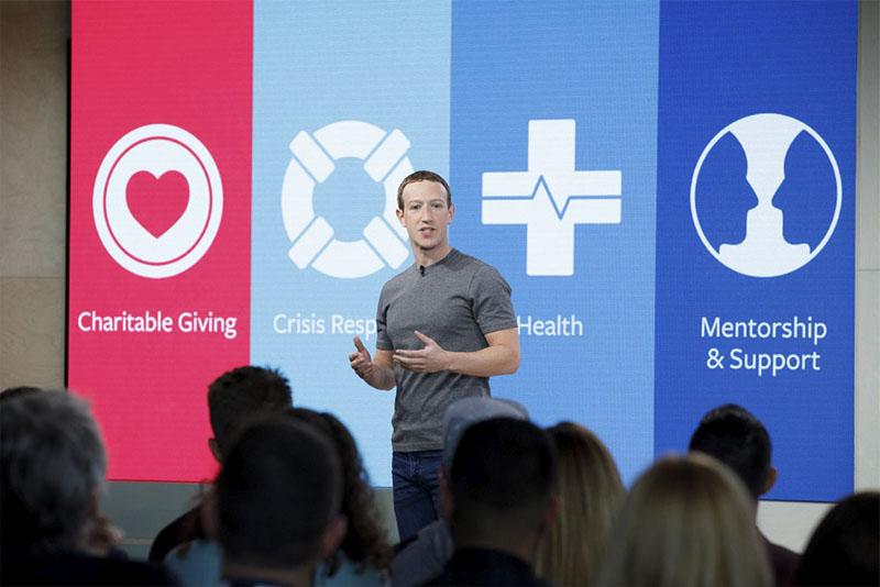 Facebook Android iOS Mark Zuckerberg