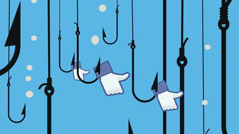 Facebook Rede Social botão dislike
