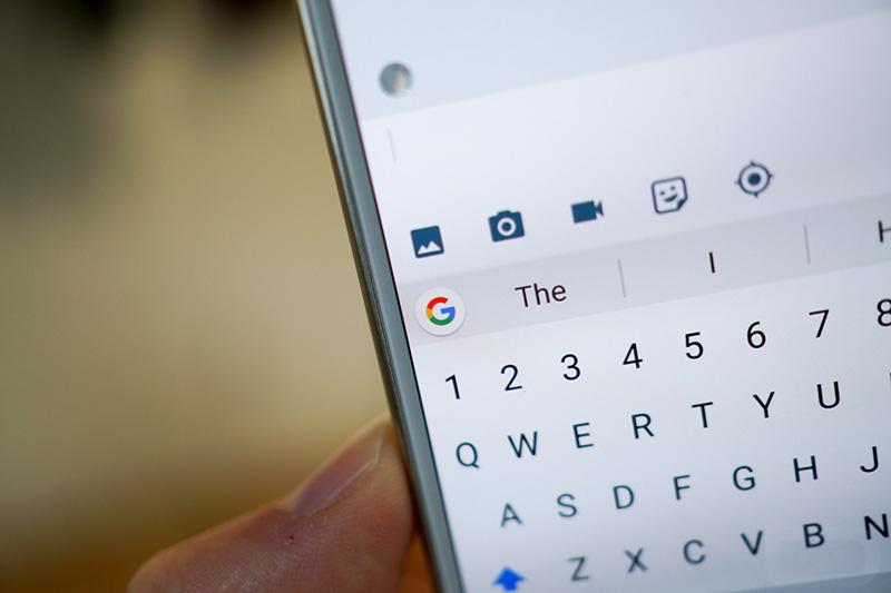Google Gboard 7.0 Grammarly Gboard teclado Google Android 1
