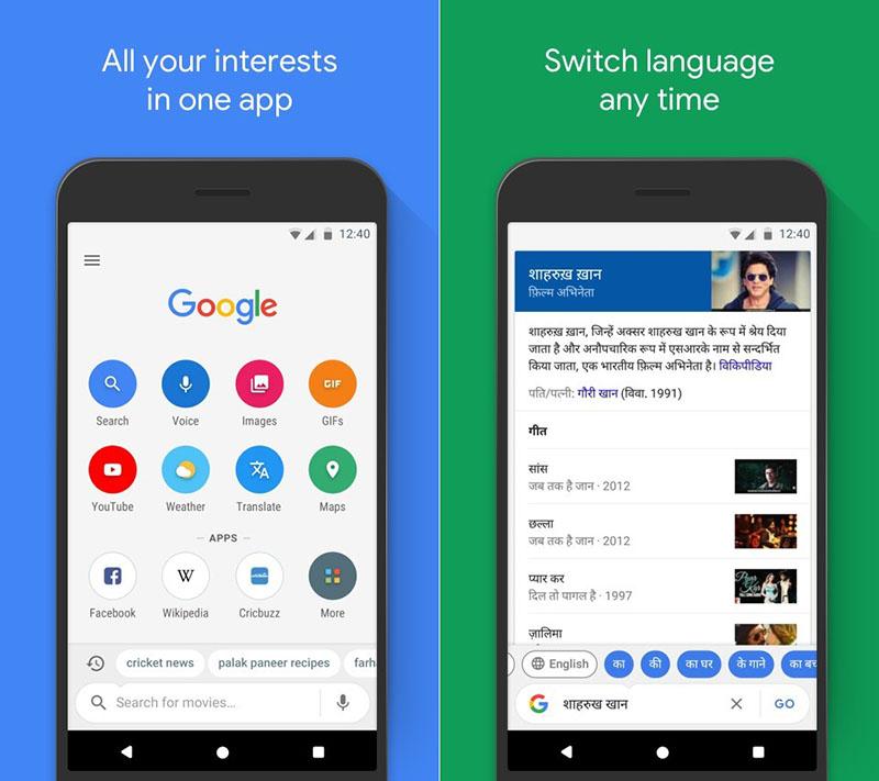 Google Go Google Play Store APK 1 App