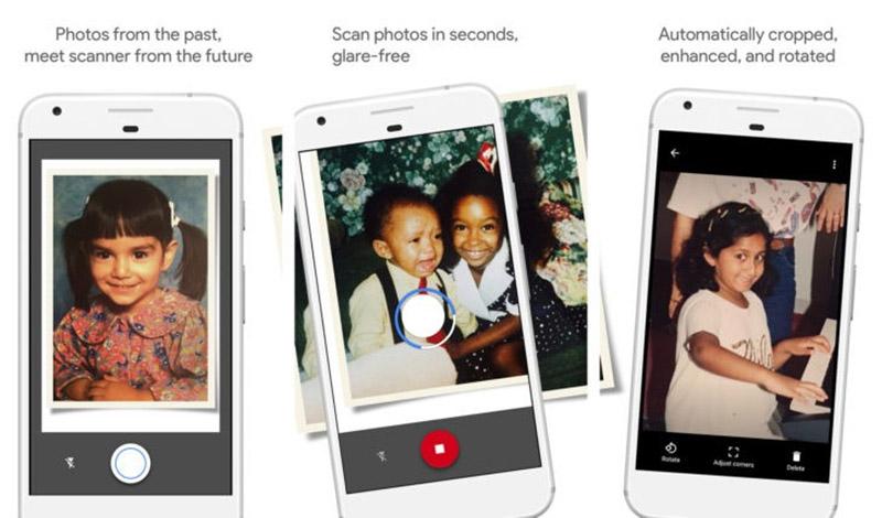 Google Fotos armazenará automaticamente as fotos do PhotoScan