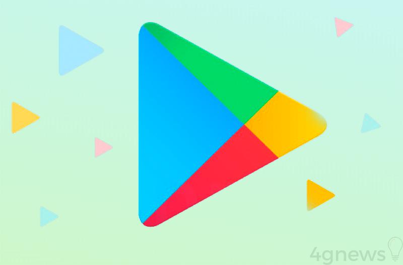 Google Play Store aplicações Android