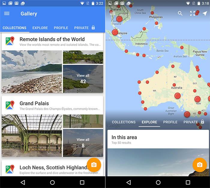 Google Street View Guias Locais App Android