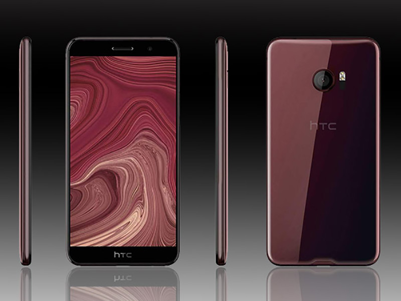 HTC Ocean Harmony smartphone Android Oreo