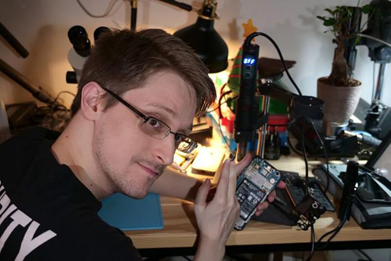 aplicação Haven Google Play Store Android Edward Snowden 1