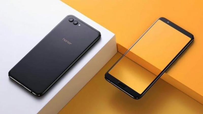 Honor View 10 Kirin 970 Huawei mercado mundial