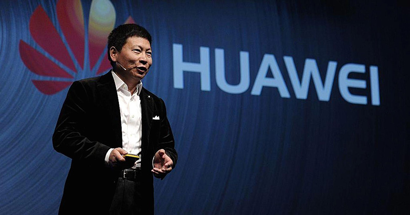 Huawei CEO Richard Yu EMUI