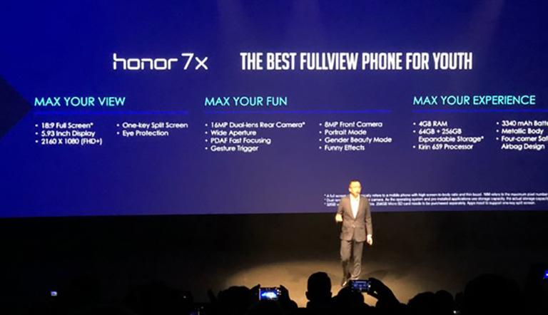 Huawei Honor 7X nova aposta Europa smartphone oficialmente apresentado
