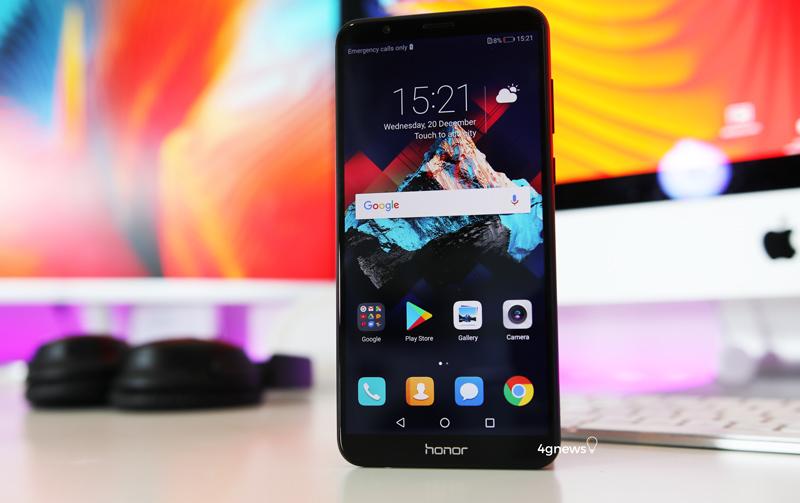 Huawei smartphones económicos 2018