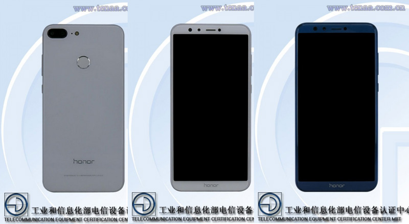 Alegado Huawei Honor 9 Lite na TENAA