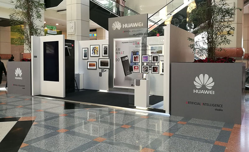 Huawei Inteligência Artificial