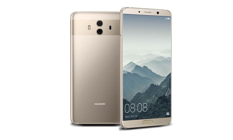 Huawei Mate 10 já está à venda por menos de 520€