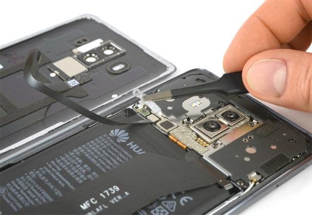 Huawei Mate 10 Pro mercado EUA